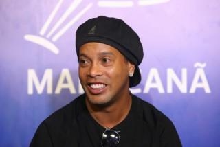 Ronaldinho - camarote na sapucaí