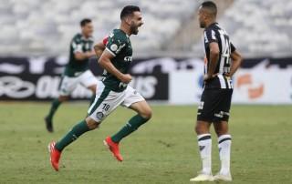 Palmeiras vence Galo sem TV