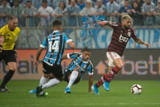 Fla empata com Grêmio