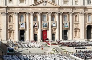 Vaticano - canonização de Dulce